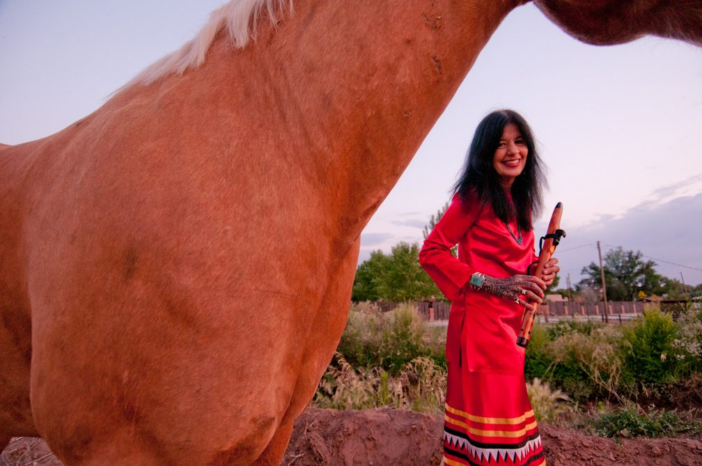 Joy Harjo, the 55th Annual Wallace Stevens Poet, to visit UConn on March 28, 2018